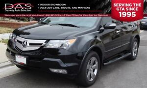 2008 Acura MDX NAVIGATION/LEATHER/SUNROOF 7PASS LOADED