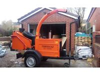 Timberwolf Chipper For Sale
