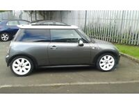 Mini Cooper S. ( 1.6 supercharged engine) Fantastic condition. 52 plate. 122k miles