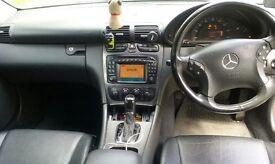 Very good condition automatic mercedes avantgardeC270 diesel