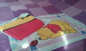 Winnie the pooh duvet set
