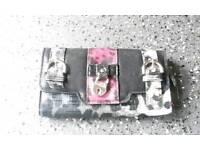 Leopard print pink purse..