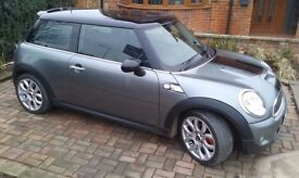 2007 MINI COOPER S CHILI IMMACULATE pos swap landrover