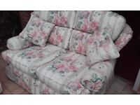 Marks and Spencer Settee and Matching Chair