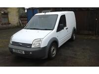 Ford Transit Connect, well maintained, new tyres all round, April 18 MOT, may consider PX