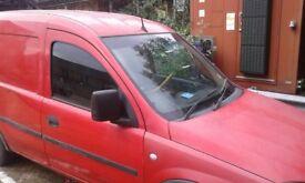 Vauxhall Combo Van Cdti 1700 (Diesel)
