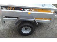 BRAND NEW ERDE143 TRAILER