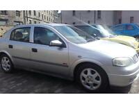 Vauxhall Astra SXI 2001