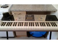 Rock Jam RJ 661 Keyboard with stand