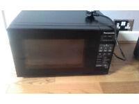 or PANASONIC NN-E281BMBPQ Solo Microwave - Black