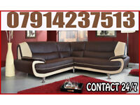 PALERMO RANGE CORNER OR 3 + 2 SOFA SETS ARM CHAIRS AND FOOT STOOLS 4586