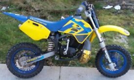 50cc husky boy 2stroke sale or swap