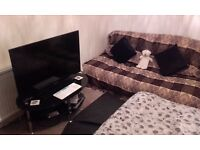 SOFA BED in my Room for you (Daily £16) (Weekly £99) (4 min-Plaistow, 10 Min-West Ham Tube ZONE 2)
