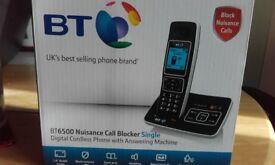 BT6500 cordless phone