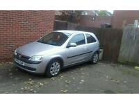 Vauxhall corsa breaking for spare parts