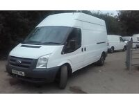 ford transit 115t350l (59reg) lwb high top