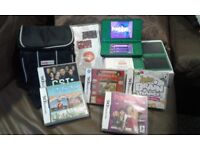 dsi xl bundle green