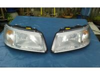 VW T5 Headlights
