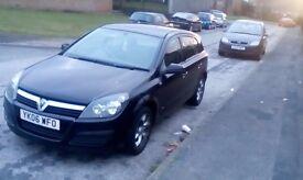 Vauxhall astra 1.8 life autosport