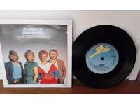 ABBA THANKYOU FOR THE MUSIC 7 INCH SINGLE POSTER PACK RARE