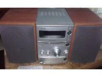 Sony stereo system