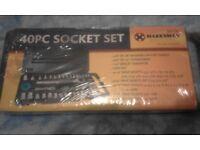 40pc hand tool new bnib