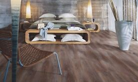 Pergo Laminate Wooden Flooring - Chalked Coffee Oak (Collection Only)