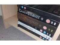 Full games of thrones box sets