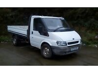 2005 ford transit dropside