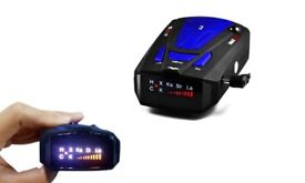 GPS Radar Speed Camera Detector