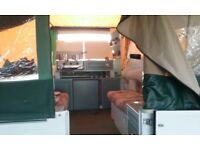 Conway Countryman 2 1999 Trailer Tent