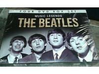 Beatles dvd set