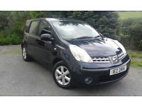 Nissan Note 1.4 SE 2006. MOT till June 2017. 2 owners from new. Good clean, reliable car used daily.
