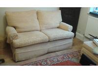 Multi York (2 + person) Sofa in good condition - yellow