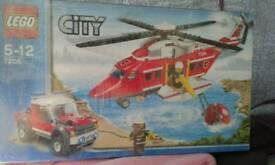 Lego set 7206