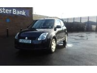 2007 suzuki swift 1.3 petrol f/s/h