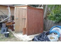 Two large garden gates. Exceptional quality. Absolute bargain price !!