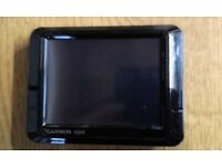 """GARMIN NUVI 255"" UK/EUROPE TOUCHSCREEN SAT NAV/CAR/ VAN"