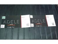 2 x Adele tickets for sale on Wednesday 28th June 2017 at Wembley Stadium