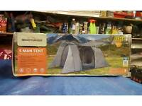 **BRAND NEW IN BOX 5 MAN TENT**