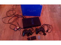 Sony Playstation 2 + games