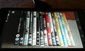 LOADS OF DVDS