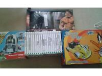 Wii games + accessories