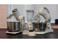 Collection of Food Mixers and Blenders