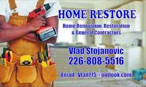 HOME RENOVATIONS, GENERAL CONTRACTING & PROPERTY MAITENANCE Kitchener / Waterloo Kitchener Area image 1