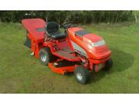 "Countax C600H Ride on Mower 42"" Cut 16HP V Twin Engine"