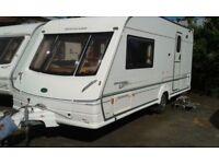 2 berth caravan in excellent condition