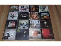 16 ASSORTED CD ALBUMS