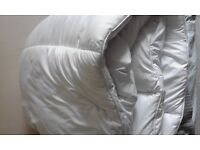BRAND NEW DOUBLE DUVET - 15tog - collect from NG16