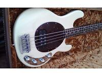 Bass Guitar MM Stingray Ltd Edition 2005